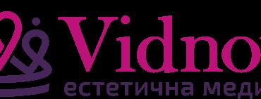 Кейс сайта клиники эстетической медицины Vidnova